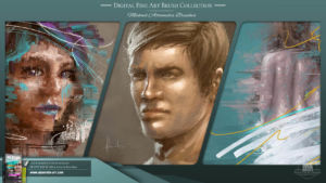 MABrushes Best Photoshop Brushes Oil Brushes for Photoshop