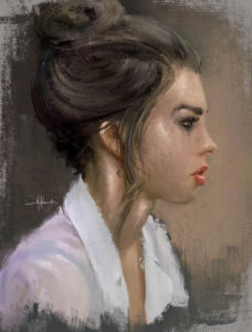 Best realistic Photoshop Painting Brushes Portrait Oil Brushes MABrushes fb