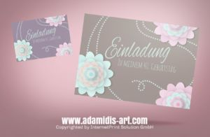 Illustration Card 16 Grafic Design