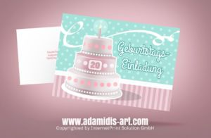 Illustration Card 17 Grafic Design