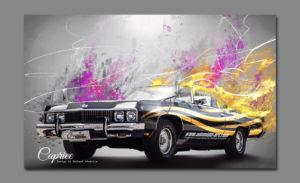 Matte Painting Caprice by Michael Adamidis